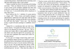 PB Vet Society Newsletter Spring 2019 Page 14